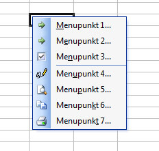 Make your own popup menu in excel with vba macros make your own popup menu in excel with vba ibookread PDF