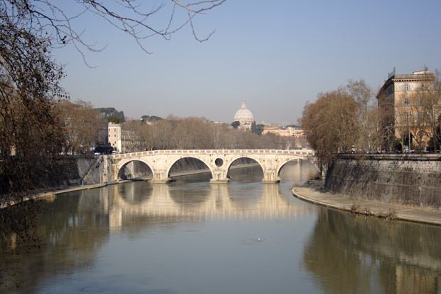 Ponte Sisto i Rom