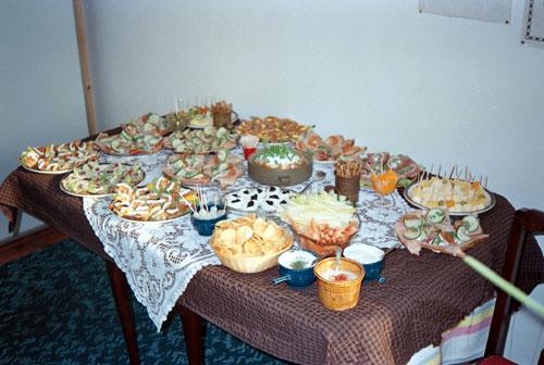 Dansk mad på et skotsk bord