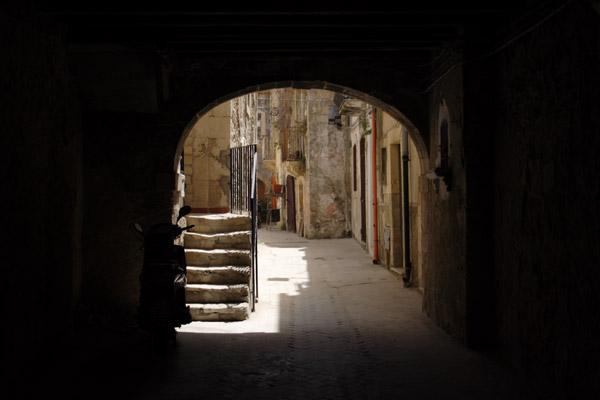 Fra Siracusa på Sicilien